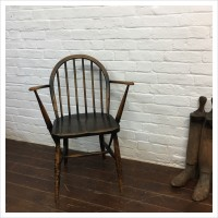 Vintage Farmhouse Carver Ercol Chair