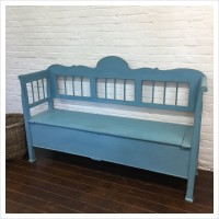 Original Hungarian Settle Bench