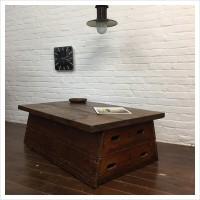 Pommel Horse Coffee Table