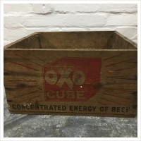 OXO Wooden Crate