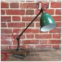 Pair of 1930s Dugdills Desk Lamps