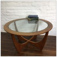 Ercol Side Coffee Table