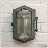 Reclaimed Maxlume Prismalux Bulkhead Light