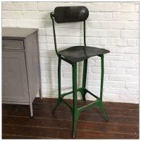 Industrial Vintage Factory Chair