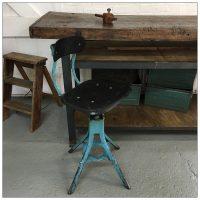 Original Blue Evertaut Chair