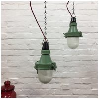 Eastern Bloc Pendant Factory Lights