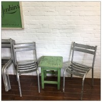 French Vintage Bistro Chairs