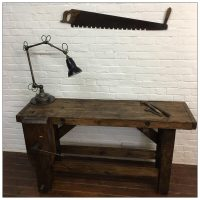 French Factory Workbench