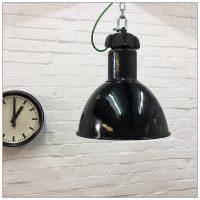 German Bauhaus Pendant Light