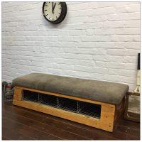 Original Gym Pommel Horse Locker Room Bench