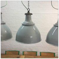 Industrial GEC Pendant Light