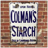 Colman's Sign